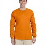 G240 Gildan Ultra Cotton® 6 oz. Long-Sleeve T-Shirt