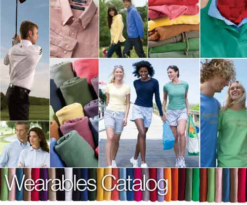 Wearables Catalog Cover